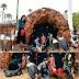Realiza DIF Navojoa Tradicional Acostamiento del Niño Dios en Nacimiento