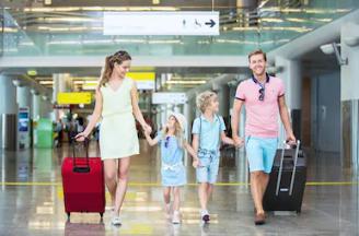 الملابس المريحة والسفر الجوي