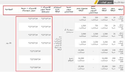 إتصالات كيفيه الاشتراك فى باقات سوبر كونكت من اتصالات مصر