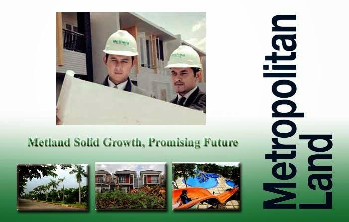 Proyek perumahan Metland Rumah Idaman