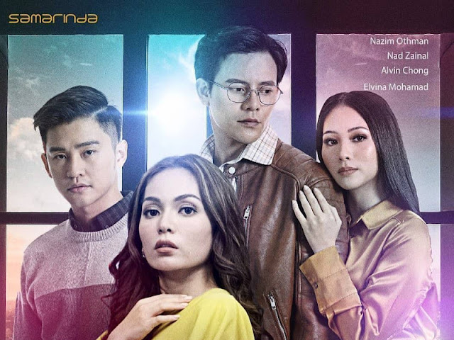 Saksikan Drama Takdir Yang Tertulis Di Slot Samarinda TV3