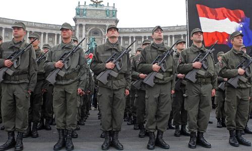 Österreich will zur Grenzsicherung Soldaten nach Mazedonien schicken