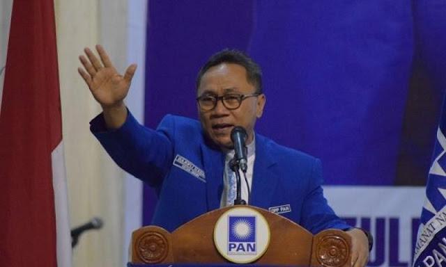 Zulkifli Hasan Ketum PAN: Amien Rais Tokoh Kami, Jangan Kamu Jelek-Jelekin Dong!