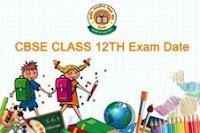 CBSE Board Exam Date Sheet 2020 Class 12 | Time Table