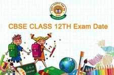 CBSE Board Exam Date Sheet 2020 Class 12 | Time Table