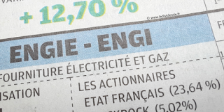 action Engie dividende exercice 2020