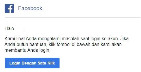 Masuk Facebook Dengan Satu Klik, Apa Itu?