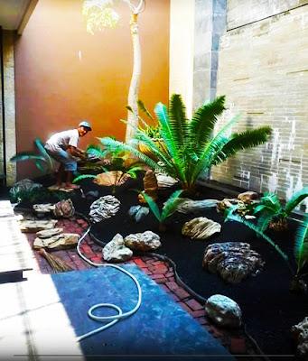 Jasa Tukang Taman Surabaya Berkualitas dan profesional