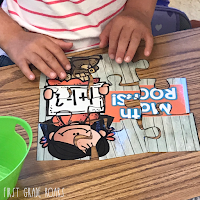 Check out my top 5 back to school activities and grab a few freebies too. Morning work, math activities, reading, and unpacking are key to a successful first day of school.