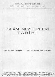 Neşet Çağatay, İbrahim Agâh Çubukçu - İslam Mezhepleri Tarihi