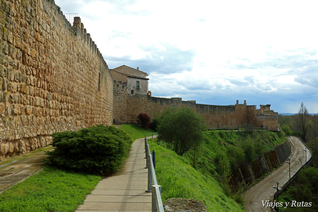 Que ver en Almazán: la Muralla y las Clarisas