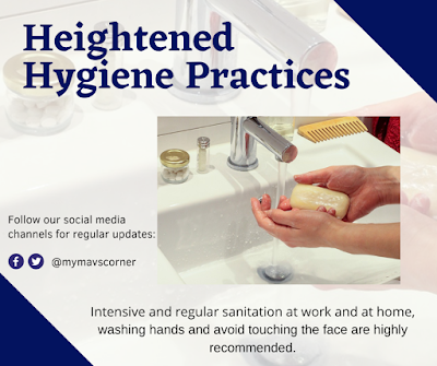 Heightened Hygiene Practices