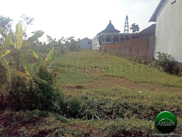 Tanah Luas jalan Palagan Km 15