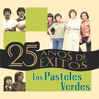 Los Pasteles Verdes - Angelitos Negros (1974)