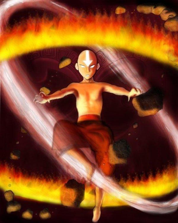 Avatar Aang: The Legend Of Aang