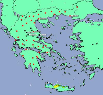 1 - Πρόγνωση Ελλάδας -Θεσσαλίας 24-28/10/2019