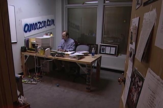 Jeff Bezos Sang Pendiri Amazon.com Orang Terkaya Ke-3 Di dunia