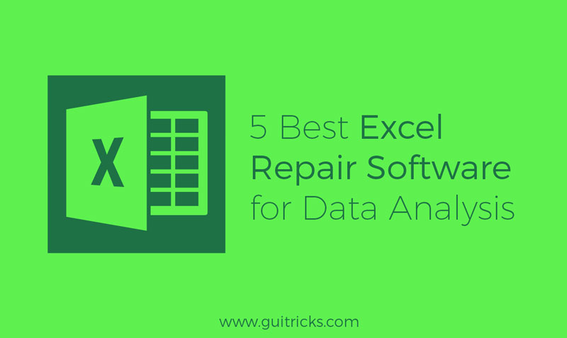 Best Excel Repair Software for Data Analysis