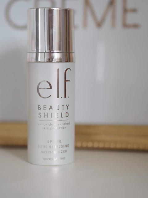 e.l.f.  Beauty Shield SPF 50 Skin Shielding Moisturiser