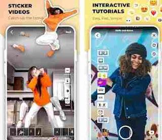 Aplikasi Boomerang zoomerang