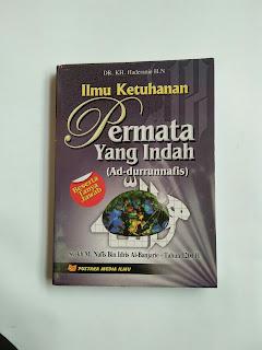 Buku Permata yang Indah (Ad-durunnafis) Toko Buku Aswaja Surabaya