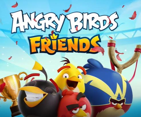 Angry Birds Friends v10.0.0 Kilitsiz, Özel Güç Hileli Apk 2021