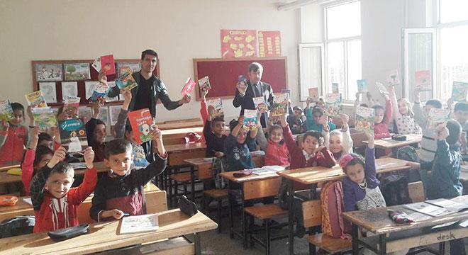 Bismil TEMA Vakfı aydınlık bir gelecek için kitap okuma kampanyası başlattı