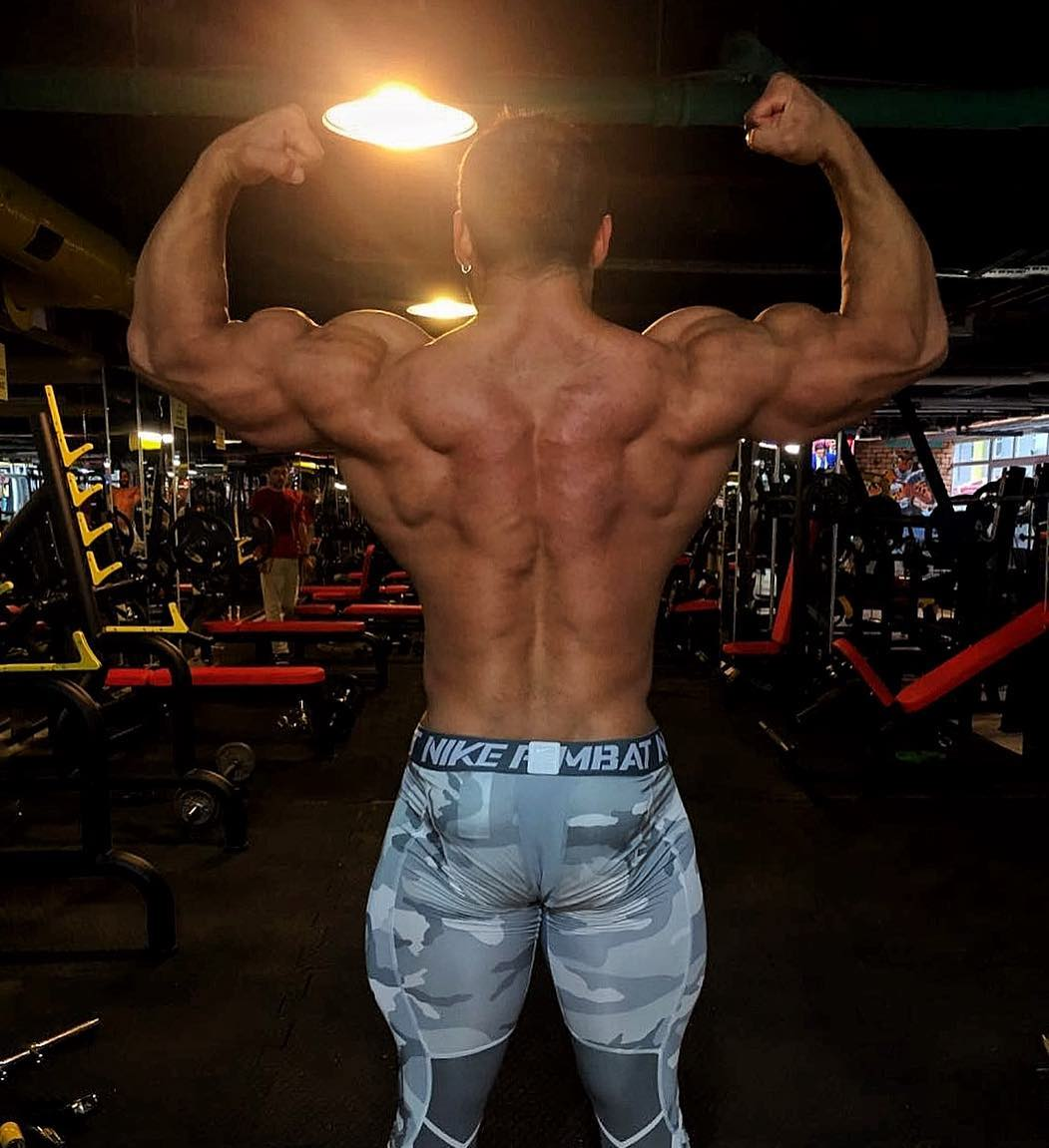 muscle lover  turkish bodybuilder mustafa yildiz