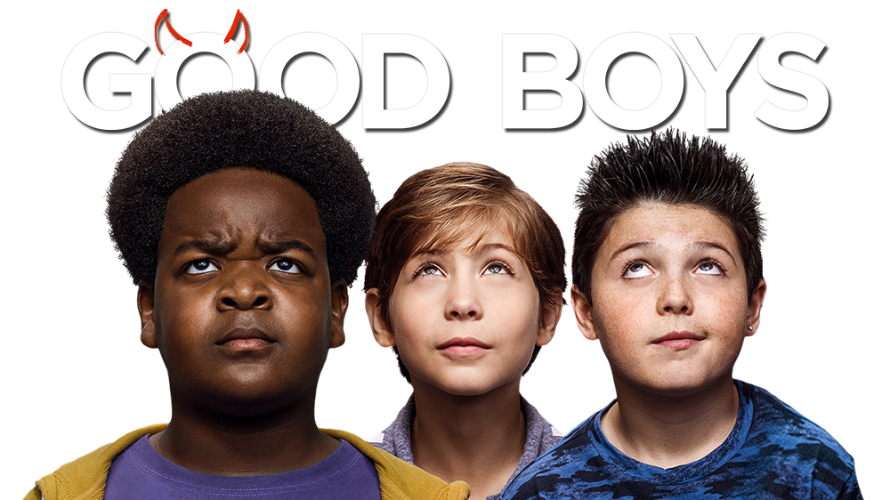 Good Boys 2019 Dual Audio [Hindi-DD5.1] 720p BluRay