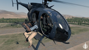 Arma3用Theseus Services PMCアドオン
