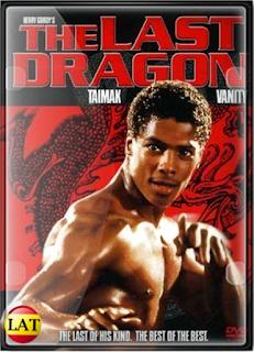 El Ultimo Dragón (1985) DVDRIP LATINO