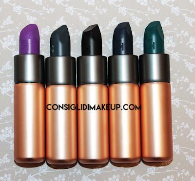 Review: Rossetti Crazy Colors - Kiko Cosmetics
