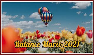 Balance marzo