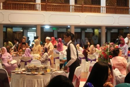 Dewan Jubli Intan Johor Bahru  Rasa Mewah Catering