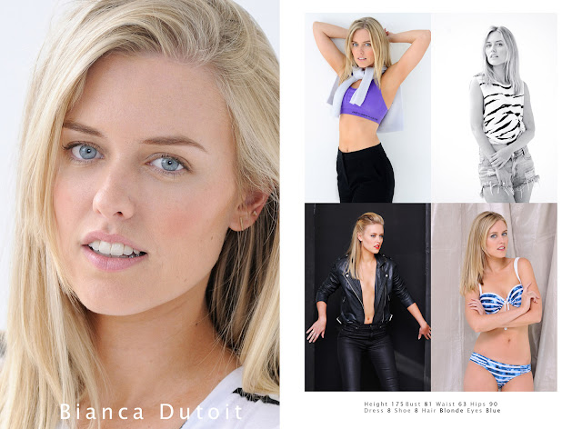 Bianca - Sydney Model Agency Ready Portfolio Photoshoot And Comp Card - Photography by Kent Johnson