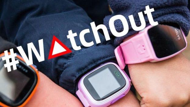 اختراق الساعات الذكية في بريطانيا