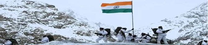 On This Day In 1984, India Hoisted Tricolour At World'S Highest Battlefield
