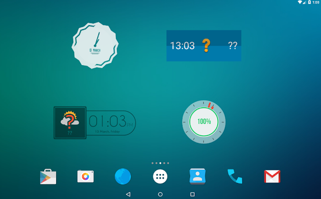 Download Zooper Widget Pro Apk Full Version