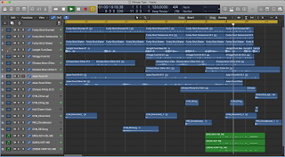 Click to download Logic Pro X template