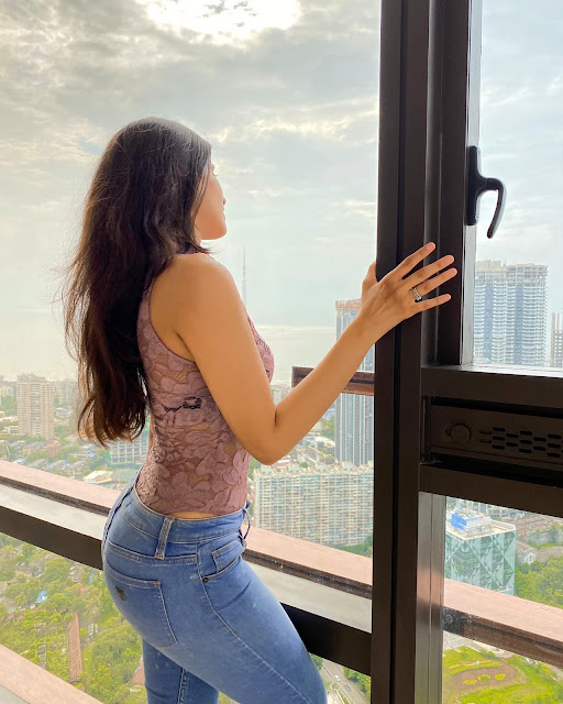 Indian Model Sakshi Malik Latest Hot Pictures Actress Trend