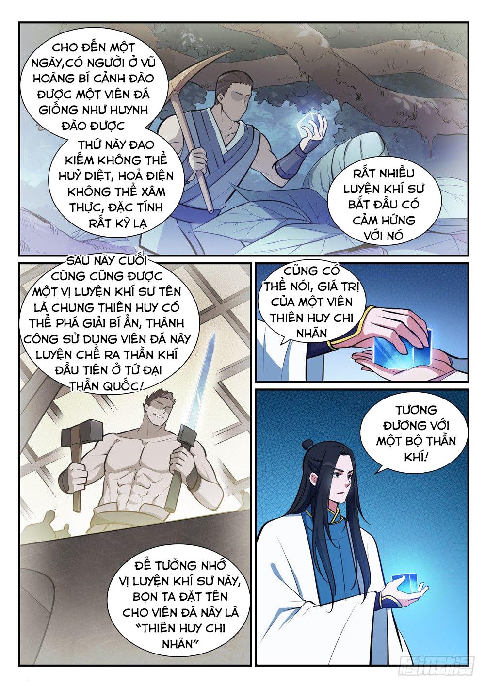 Bách Luyện Thành Thần Chapter 406 video - Hamtruyen.vn