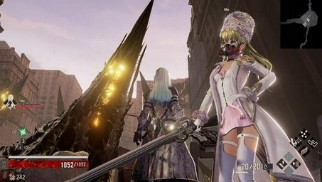 Free Download Game Code Vein Full Version For PC using an open world setting with a dystopian background that occurs after the apocalypse and is played in the perspective of a third person