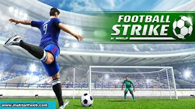 تحميل لعبة football strike مهكرة