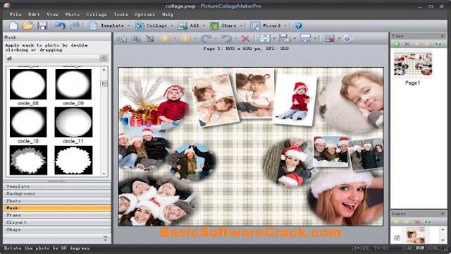AMS Software Photo Collage Maker v9.0 Full Version Download