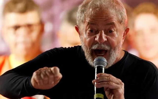 Cumplida la orden de EE.UU.: Encarcelado Lula