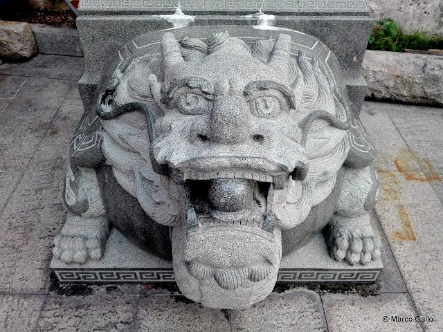 Hock Teik Cheng Shin Temple 福德正神 (Poh Hock Seah) TEMPLO TAOÍSTA DE GEORGE TOWN. PENANG, MALASIA