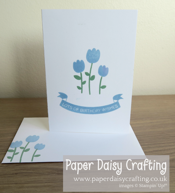 Celebrate With Cake Stampin Up Paper Daisy Crafting