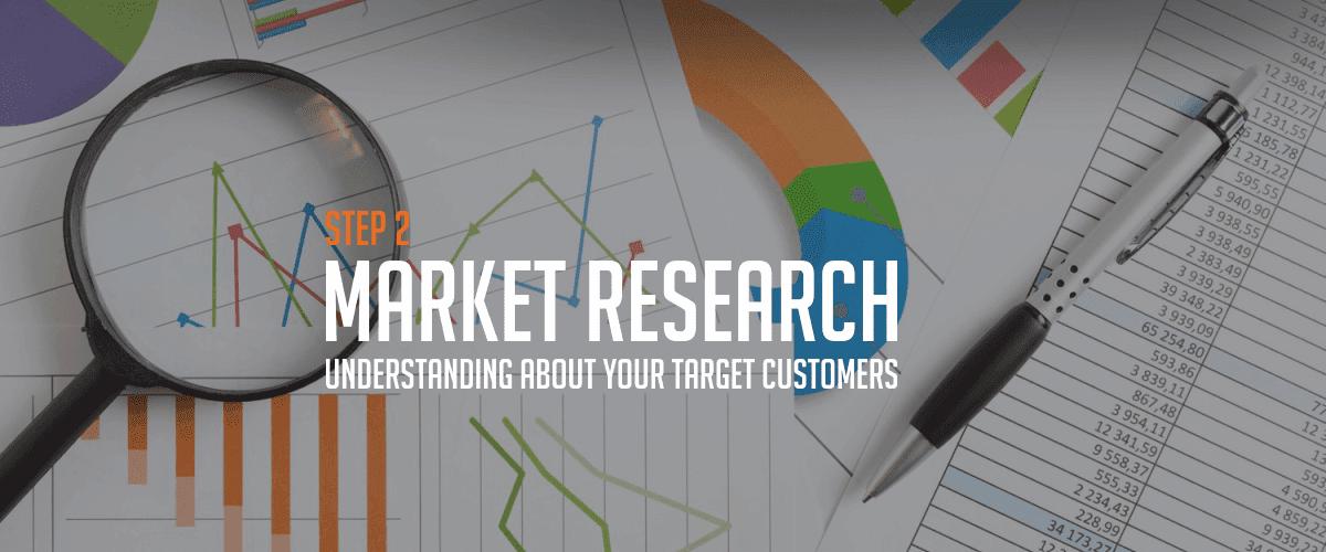 Hal Penting Dalam Membangun Brand Identity - Riset Pasar Secara Menyeluruh