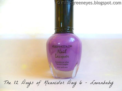 Behind Green Eyes The 12 Days Of Kleancolor Day 6 Lavenbaby Amp Essence Peel Off Base Coat