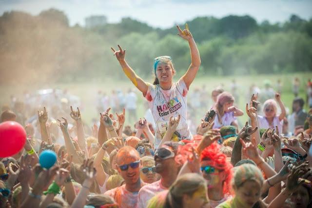 concours gagnez votre dossard pour la happy color de Tours